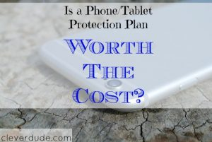 phone protection plan, tablet protection plan, protection plan