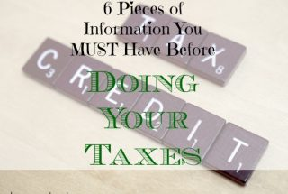 tax season, doing taxes, tax tips