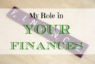 role in finances, financial advice, financial tips