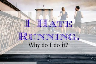running, losing weight, running tips