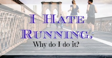 running, losing weight, running tips