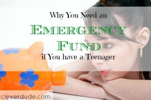 emergency fund, parenting tips, parenting advice