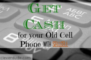 selling cellphone, extra cash, sellcell