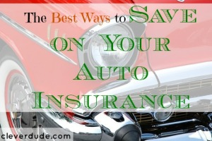 auto insurance, vehicle insurance, having a car