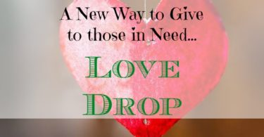 Love Drop, charity, donation