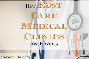 fast care medical clinics, clinic, getting treated