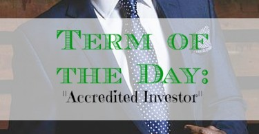 accredited investor, stock market advice, investor tips