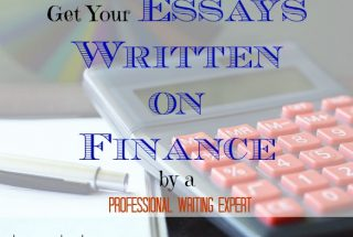 finance essay, professional writing expert, custom writing services