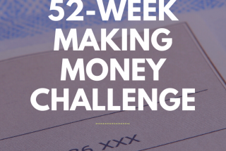 52-week making money challenge