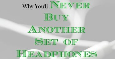 headphone problems, headphone solutions, never buying another headphone