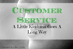 customer service, wrong order, food industry