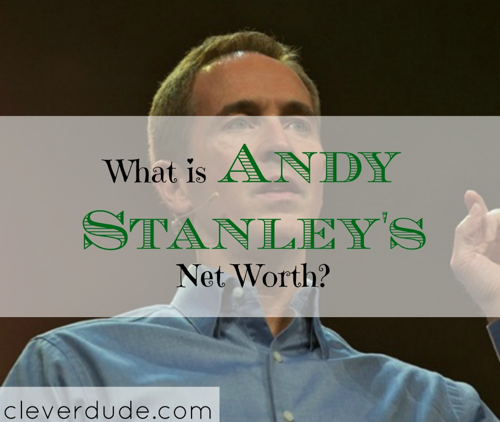 Andy Stanley's Net Worth, net worth, celebrity net worth