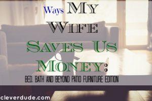 save money, saving money on furniture, frugal shopping