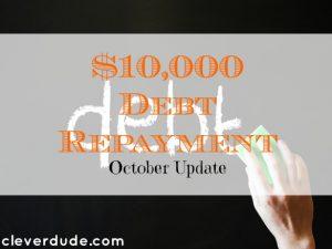 debt repayment, paying off debt, debt journey