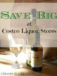 Costco Liquor Store, save money, liquor