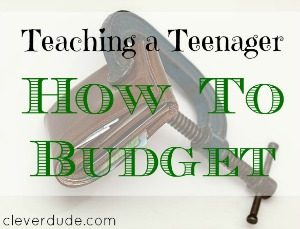 teaching a teenager, financial responsibility, parenting tips