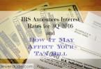 tax bill advice, tax tips, tax advice