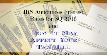 tax bill advice, tax tips, tax advice