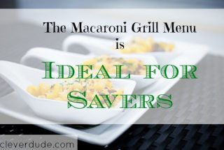 macaroni grill, saving money on food, food budgeting