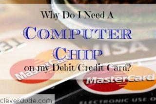 computer chip, credit card, debit card, new technology
