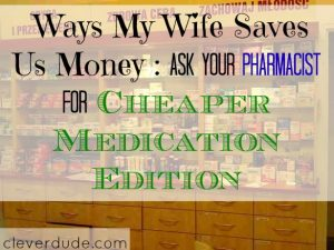 medication, cheaper medicine, generic medicine