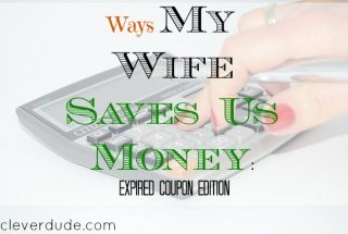couponing, expired coupons, save money