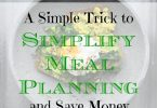 meal planning tips, saving money on meal planning, meal prep tips