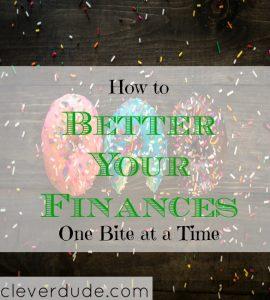 improving finances, financial advice, financial tips