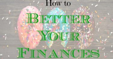 improving finances, financial advice, financial tips