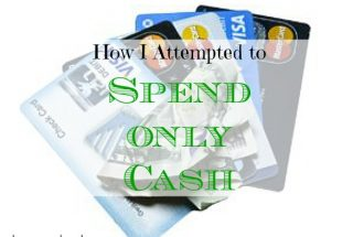 cash spending tips, spend only cash challenge, cash only payments