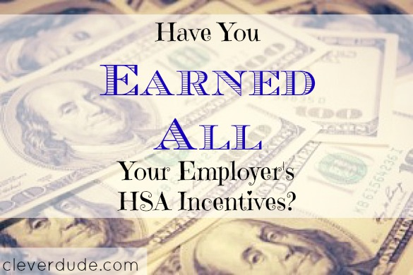 employer's incentives, HSA, incentives