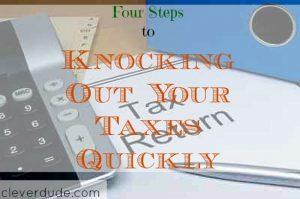 taxes, taking care of taxes, filing taxes