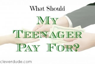teenage money, children budgeting, teenage allowance