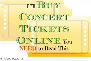 online tickets, buying concert tickets, concert tickets