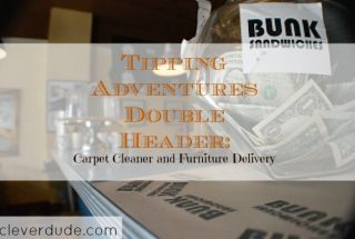 tipping etiquette, how to tip, how would you tip