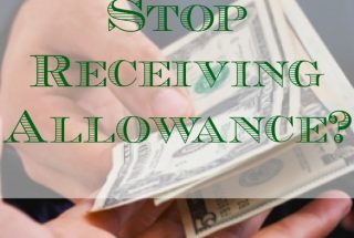 teenage allowance, parenting tips, dealing with teenagers