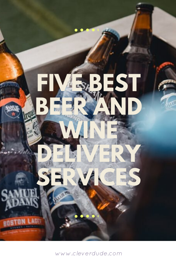 Five Best Beer and Wine Delivery Services