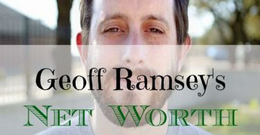 celebrity net worth, net worth series, Geoff Ramsey