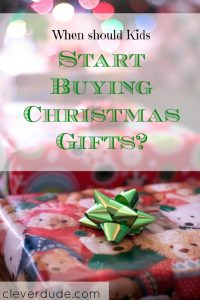 parenting advice, kids buying gifts, kids purchasing gifts