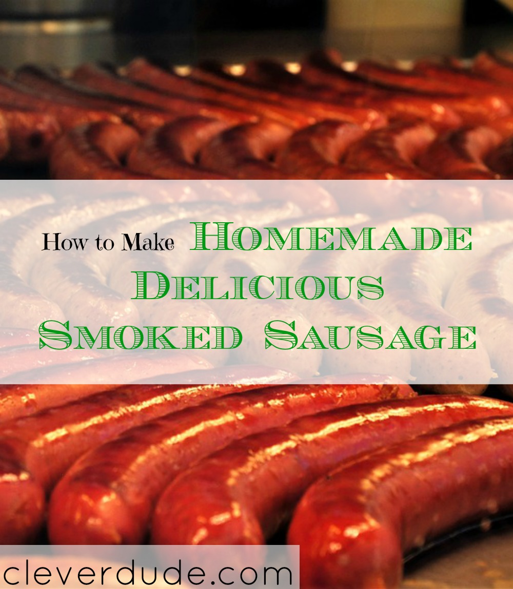 homemade sausages, how to make homemade sausages, making homemade sausages