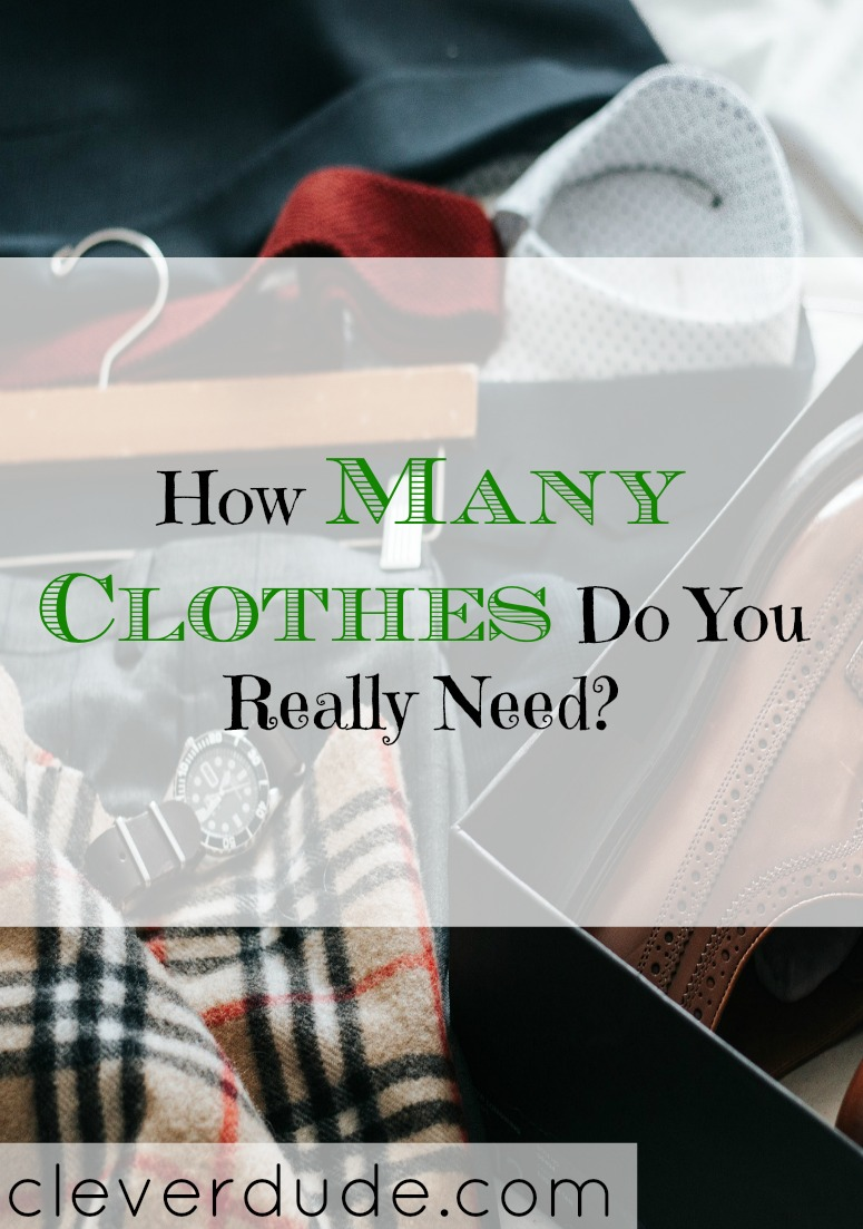 clothing needs, clothing wants