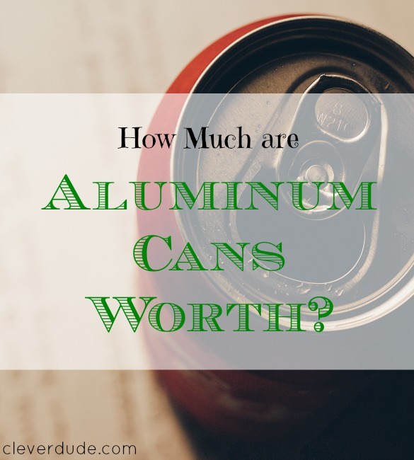 side hustle, extra income, selling aluminum cans