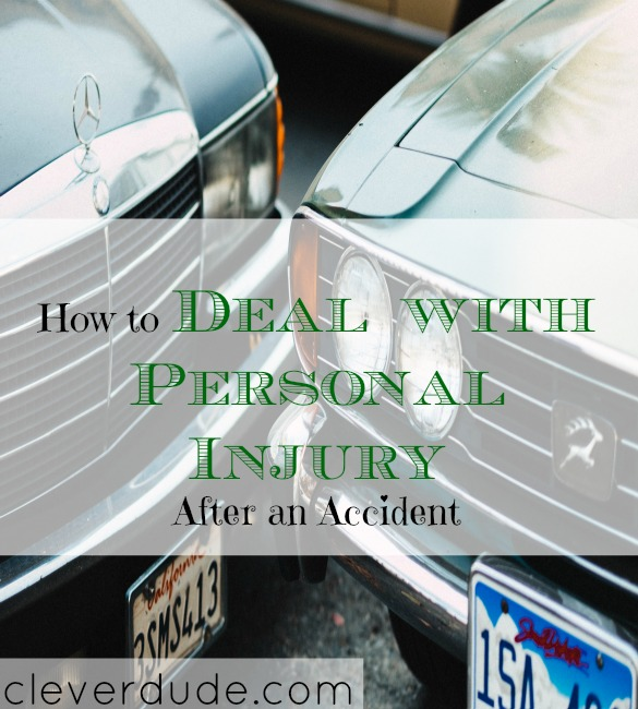 personal injury, dealing with personal injury