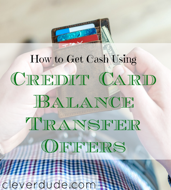 cashback tips, credit card balance transfer tips, balance transfer offers