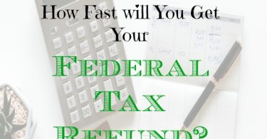 federal tax refund advice, federal tax refund tips, getting your federal tax refund