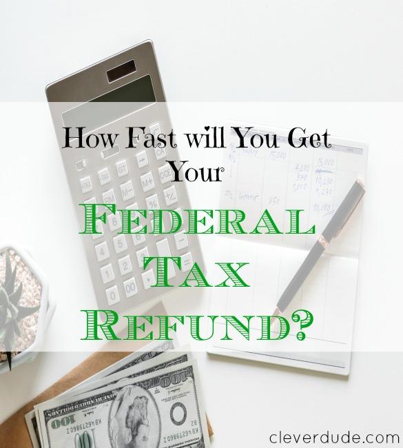 federal tax refund advice, federal tax refund tips, getting your federal tax refund