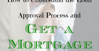 applying for a mortgage, getting approved for a mortgage loan, getting approved for a mortgage