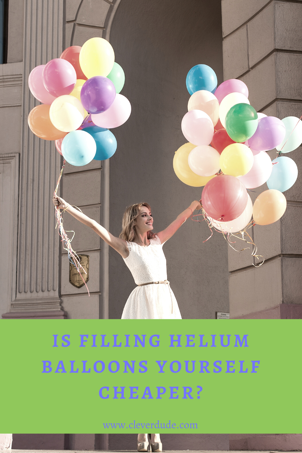 Is Filling Helium Balloons Yourself Cheaper