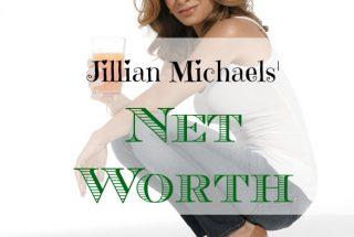 celebrity net worth, net worth, Jillian Michael
