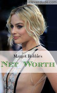 net worth, Margo Robbie's net worth, celebrity net worth
